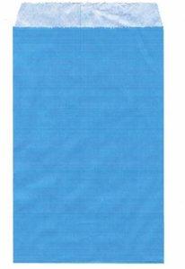 Fournituren zakjes licht blauw